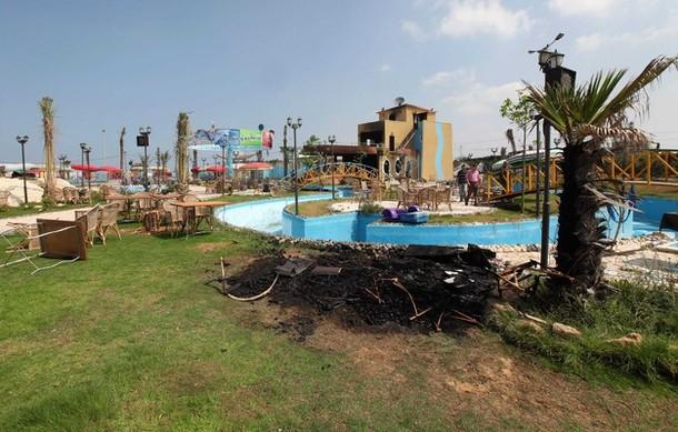 Crazy Water Park