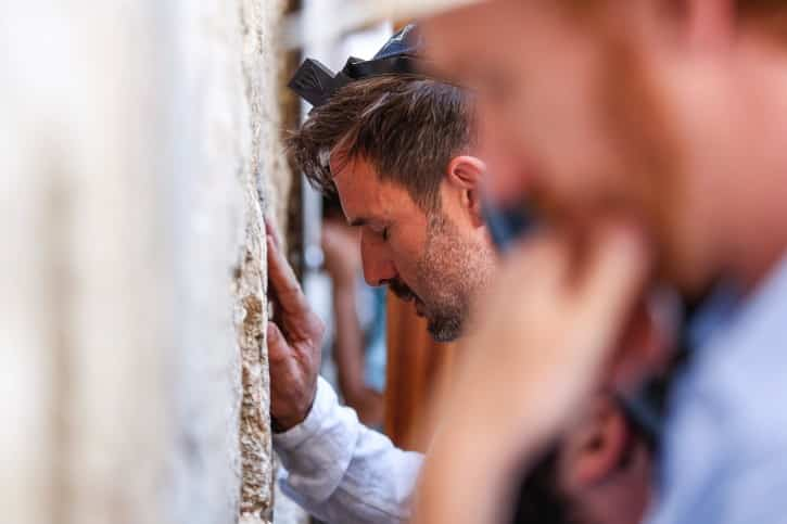 dave arquette israel