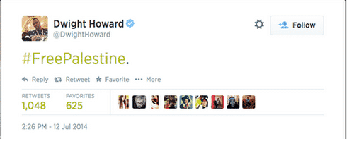 dwight howard tweet1