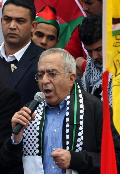 Fatah rally