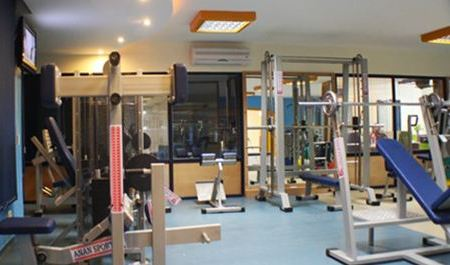 friends fitness club