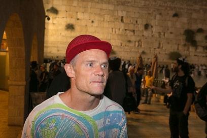 flea israel