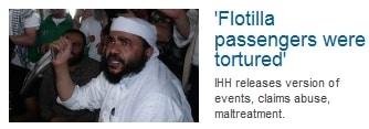 flotilla torture