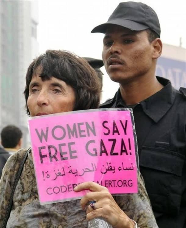 Free Gaza - AP