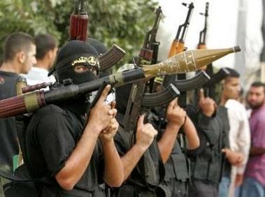 gaza terrorists