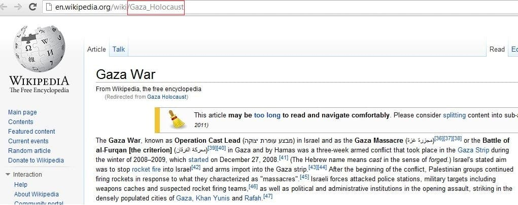 gaza wiki