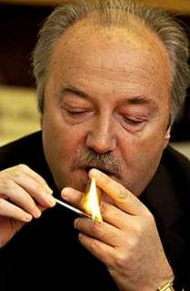 georgegalloway smoking