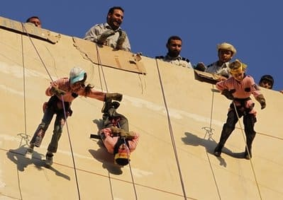 Hizbullah girl scouts