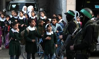 PALESTINIAN-HAMAS-EZZEDINE AL-QASSAM-BRIGADES