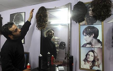 hamas hairdresser