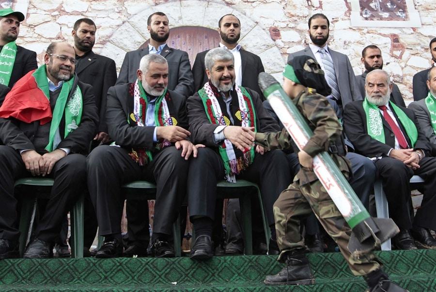Hamas child abuse