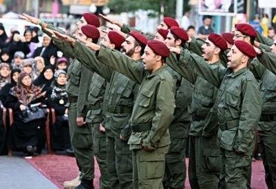 hizbullah nazis - AFP