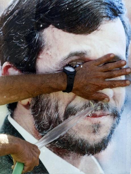 Ahmadinejad hose