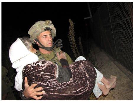 IDF Lebanese woman