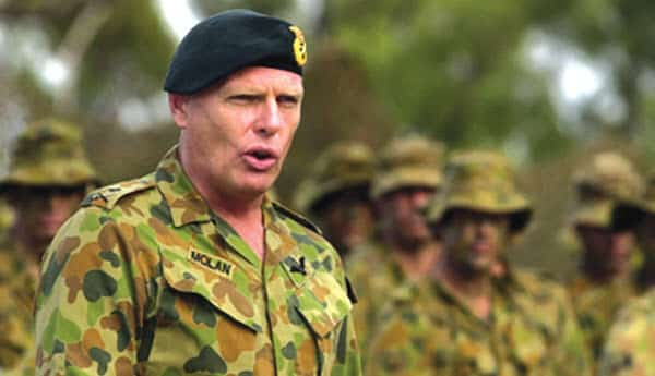 Australian Major-General (Ret.) Jim Molan Lauds Israel's ...