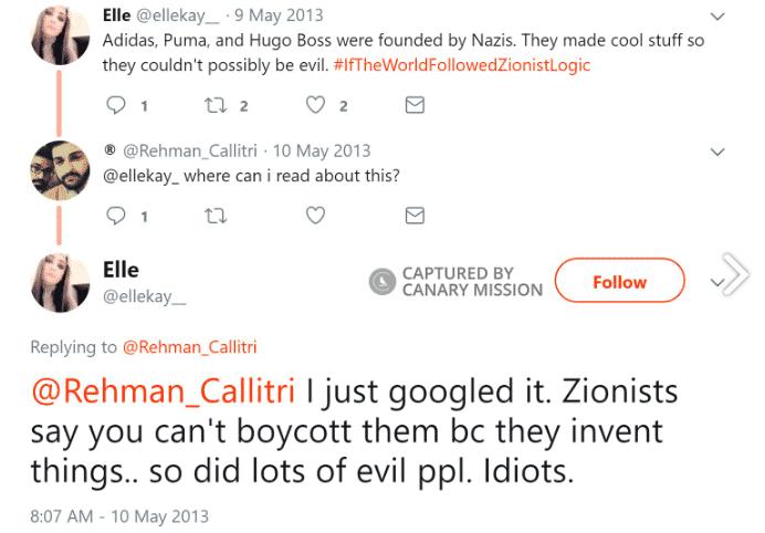 Antisemitic Doctor Lara Kollab Learns Hard Way That Jew