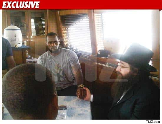 lebron james rabbi