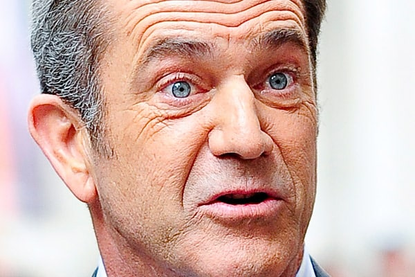 mad mel gibson