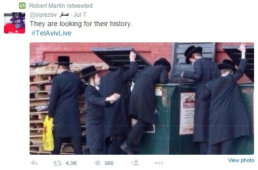 martin retweet