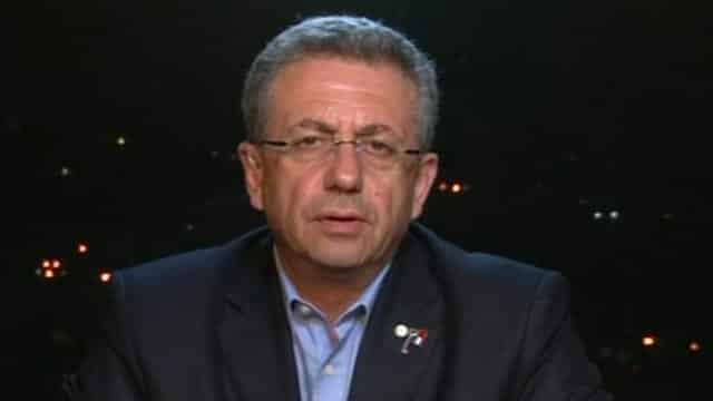 Image result for mustafa barghouti