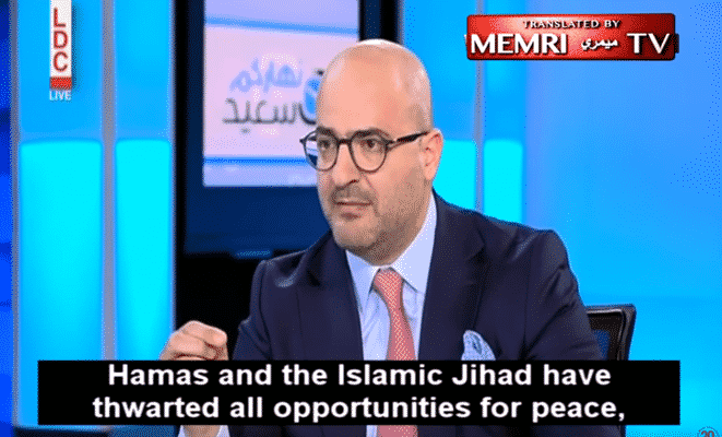 WATCH: Lebanese Journalist Nadim Koteich Drops Some Truth Bombs About Gaza