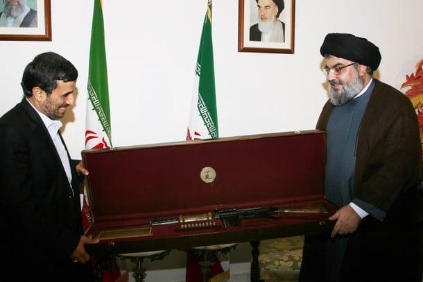 Nasrallah Ahmadinejad