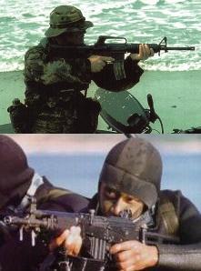 navy seal Israeli commando