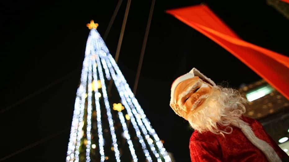 Nazareth cancels Christmas celebrations over Trump's Israel decision
