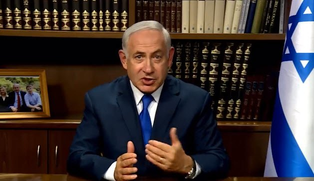 WATCH: Binyamin Netanyahu Tells Iranian FM 'Delete Your Account'