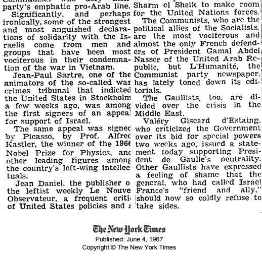 ny times archive france 2
