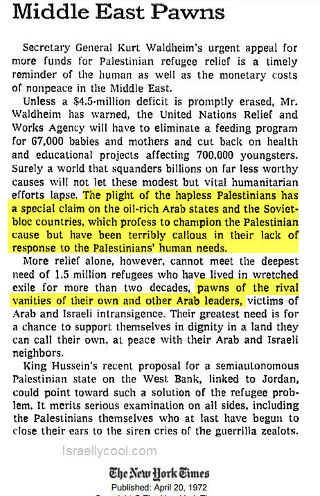 ny times archive pawns 1972
