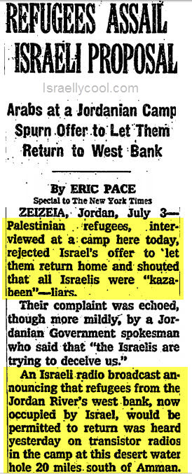 ny times archives refugees 1967 1