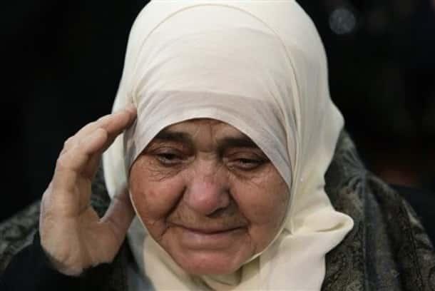 old Hizbullah lady