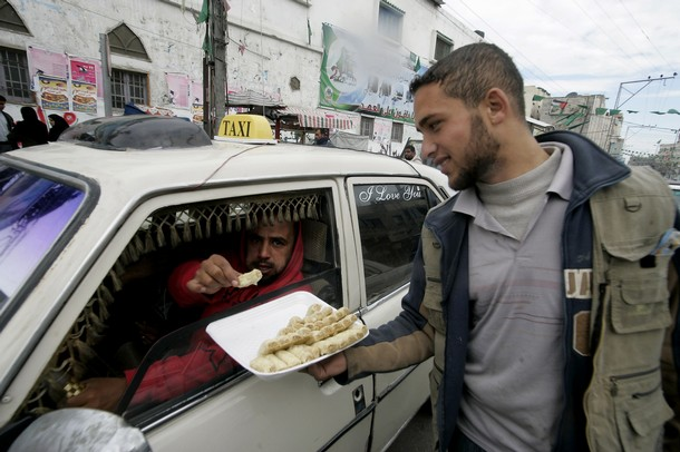 palestinian sweets