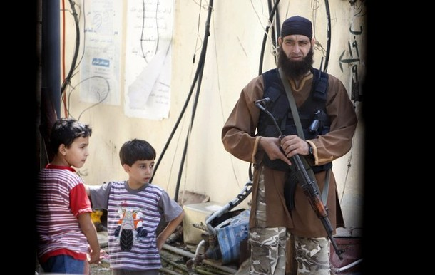palestinian terrorist