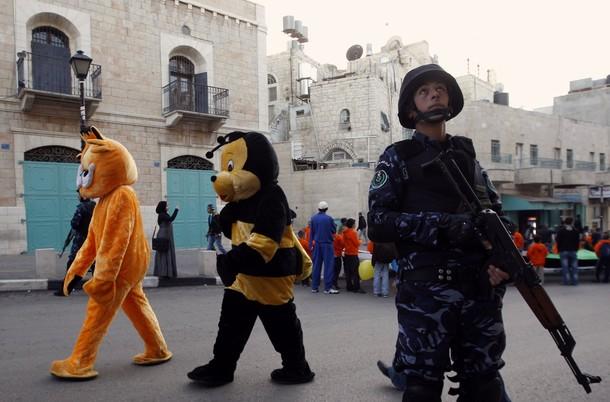 palestinian parade