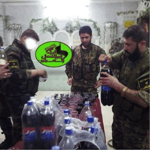 Pepsi – The Official Terrorist Drink