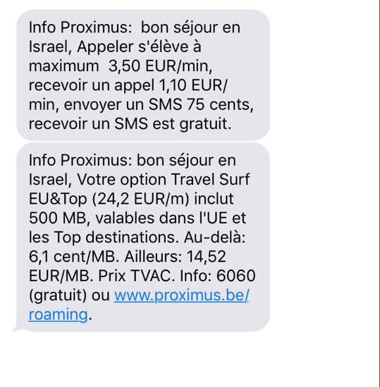 proximus french