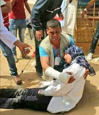 Contradictions in Palestinian Accounts of Death of Razan ...