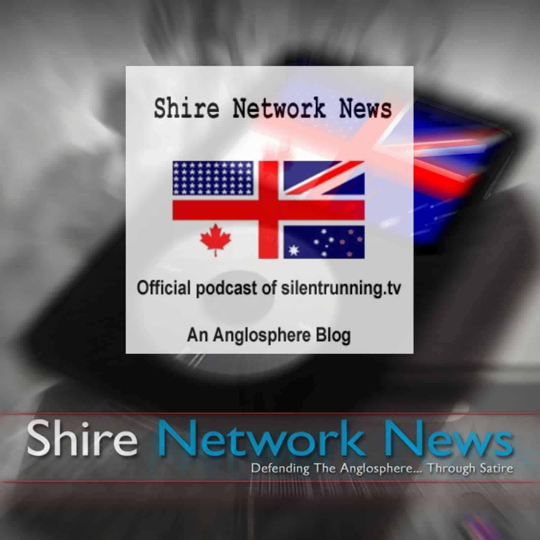 reworked original itunes silent running shire network news logo