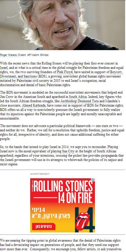 rolling stones ad