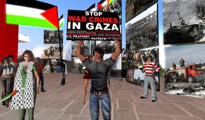 second-life-protest