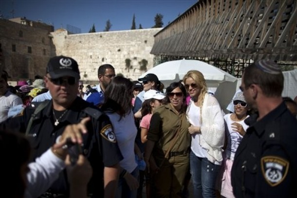 Shakira israel