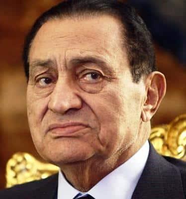 sick mubarak
