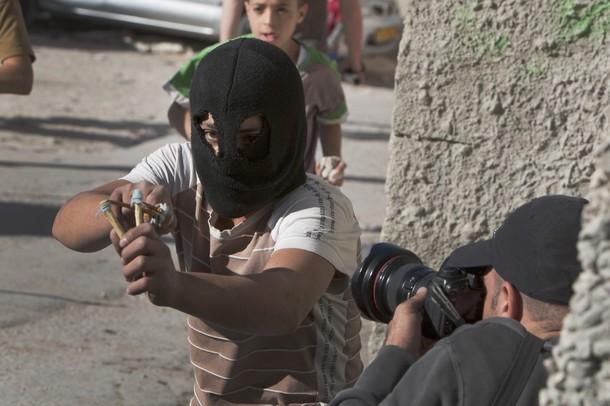 palestinian slingshot