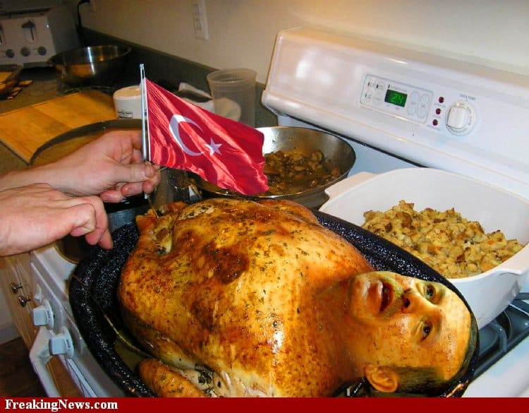 stuffed turkey erdogan