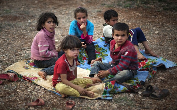 Israeli Reportedly Prepared to Take in 100 Syrian Orphaned Refugees