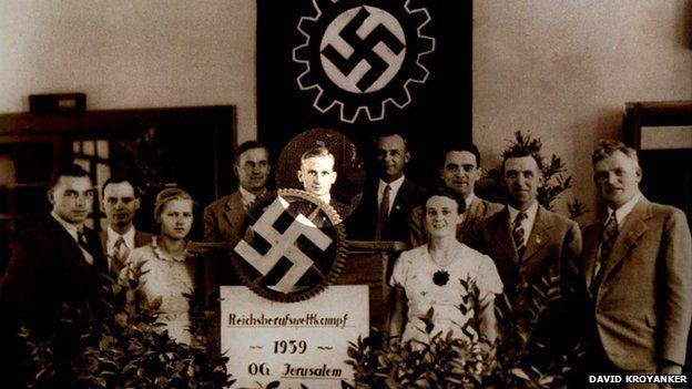 templer nazi