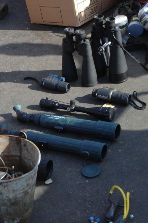 weapons flotilla