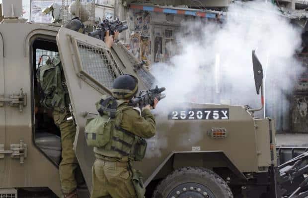 israeli soldiers